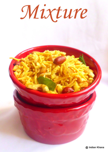 Poha/Aval Mixture