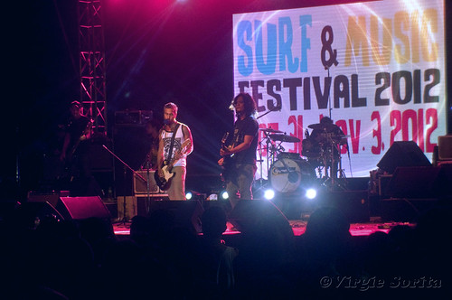 Franco - Surf and Music Festival 2012 Day 3