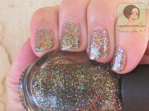 Kardashian Kolors Nicole by OPI Kardashing Through The Snow