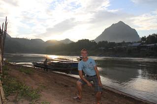 Nong Khiaw, 4/11/2012