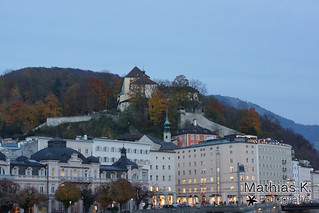 Salzburg Kapuzinerberg