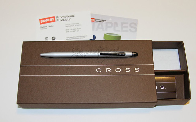 Cross Click Pen Packaging