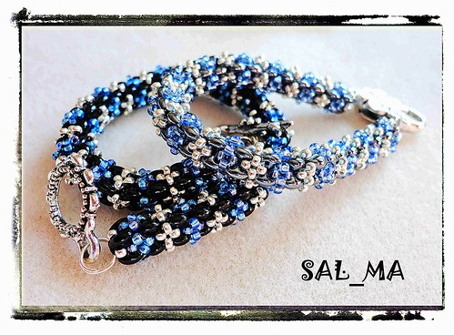 Pulseras Cha-Cha Bangle by SAL_MA
