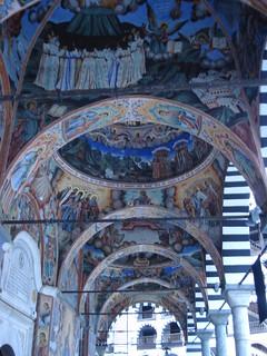 Entrada a Monasterio