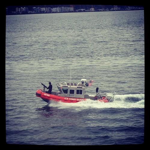 Ferry escort