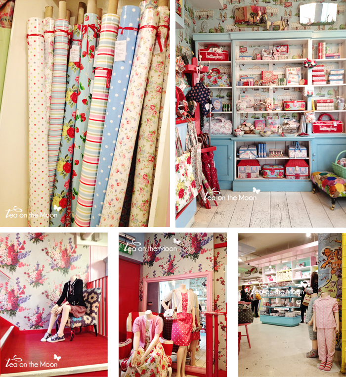Kath kidston London craft