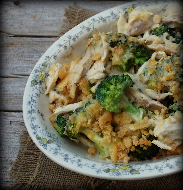 Chicken Broccoli Casserole. 2jpg
