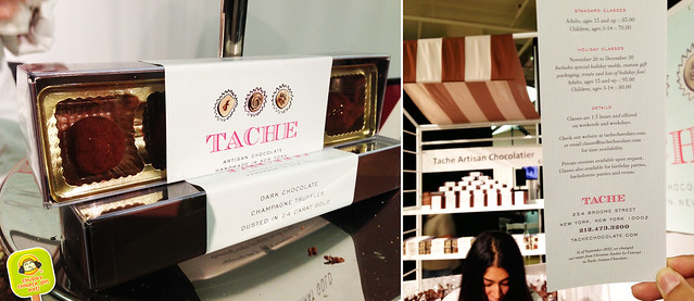 Chocolate Show New York 2012 TACHE