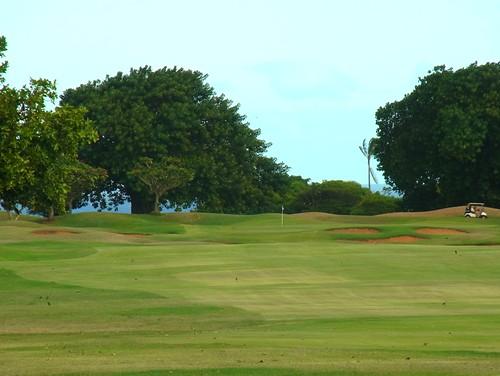 Kauai Lagoon Golf Club 458b