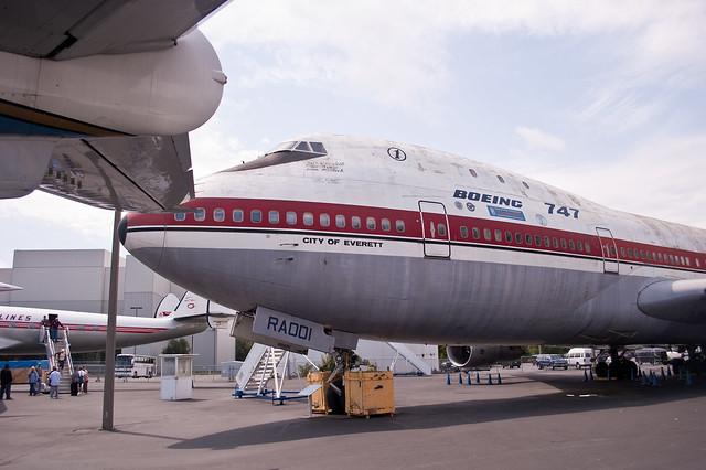 First 747