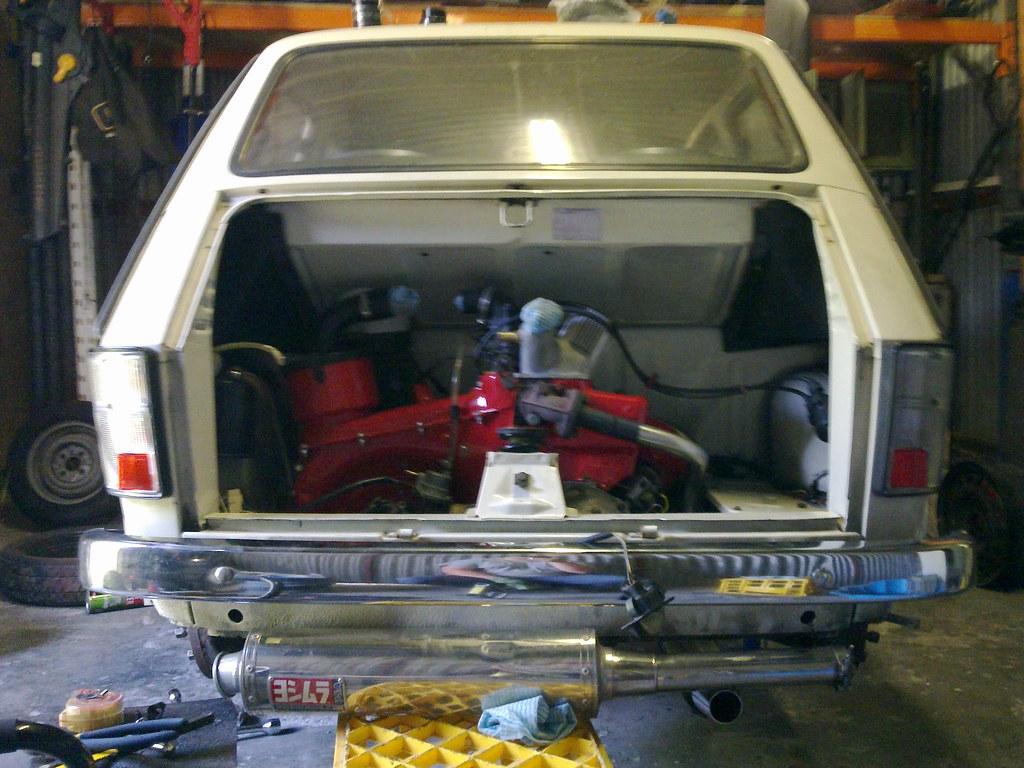 Fiat 126 Project Car