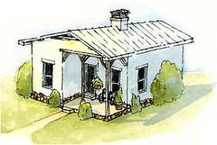 El Mirador house design for $19K (courtesy of Prince's Foundation)