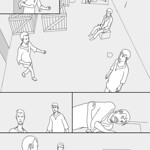 Traveling Man Unlettered Page 6