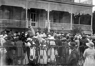 Methodist Memorial Hospital opening day