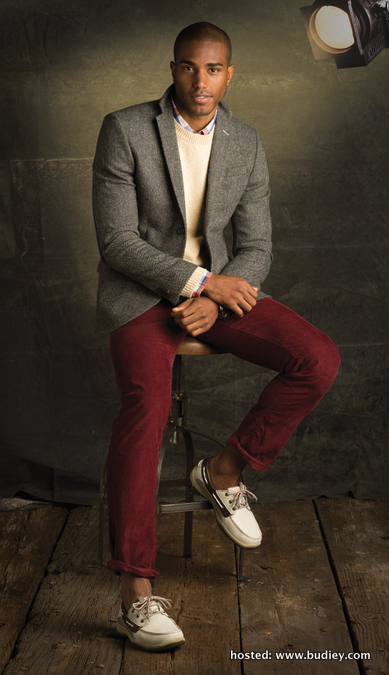 Man in Blazer