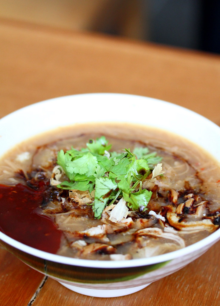 Lee's Taiwanese: Pig Intestine Mee Sua
