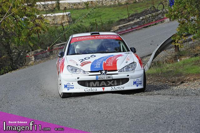 """""""Pedro Cordero, Rallye Sevilla, 2012"""""""