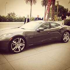 automobile, automotive exterior, wheel, vehicle, performance car, automotive design, fisker karma, sedan, land vehicle, luxury vehicle, supercar,
