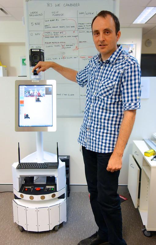 Museum Robot