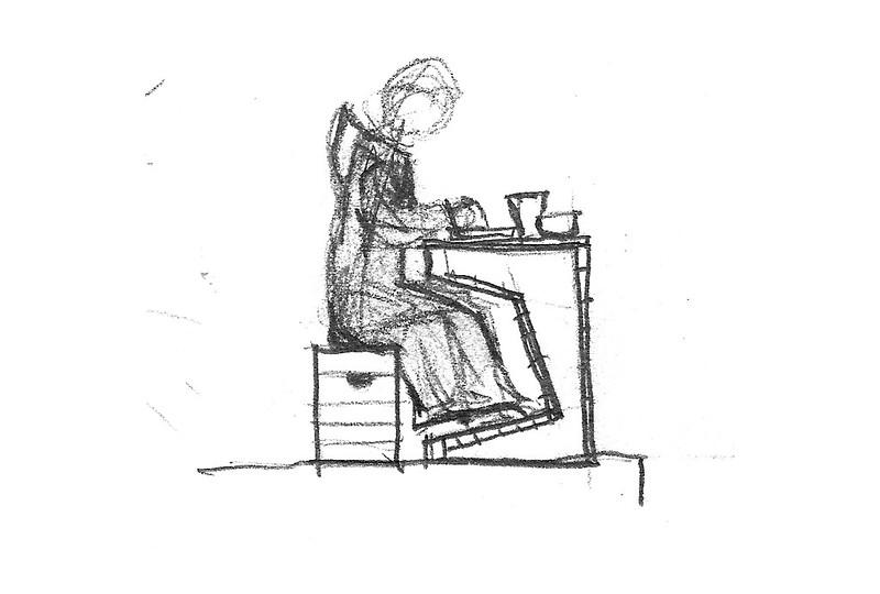 Refter Furniture | Abdij Sint Benedictusberg