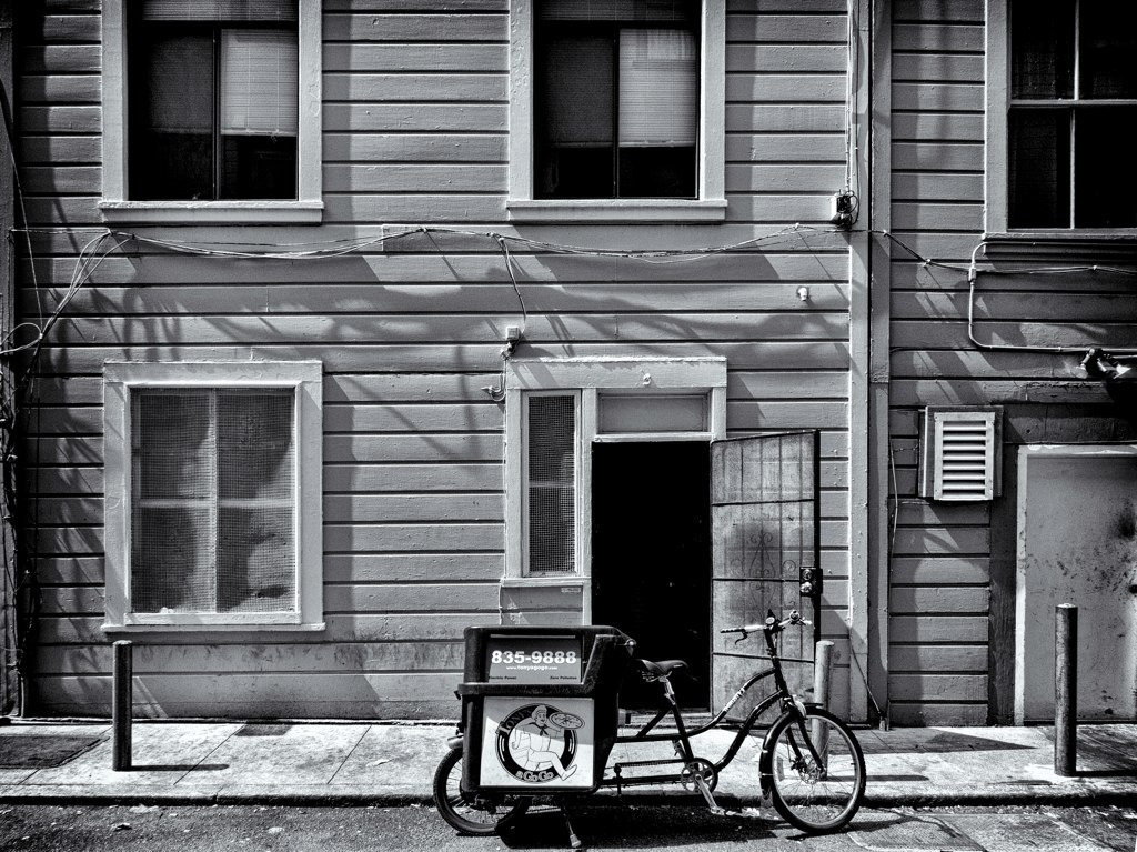 Home Delivery - North Beach - 2012