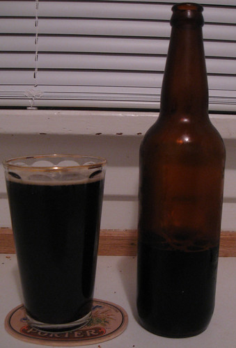 Homebrewed Anchor Porter Clone