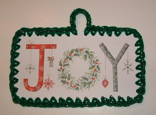 Recycling Christmas Cards into Ornaments