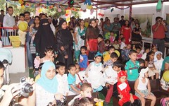 UAE Exchange, Qatar Celebrate Children's Day with kids