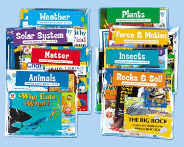 learning science library grades 1-3