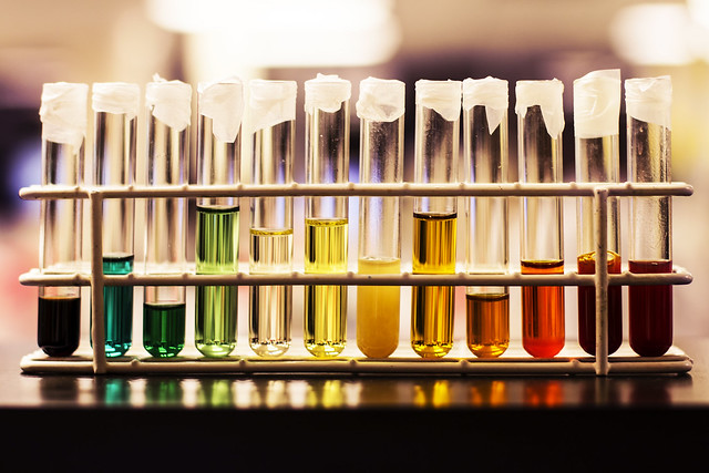 Pee a Rainbow: Scientist Snaps Shot of Colourful Urine