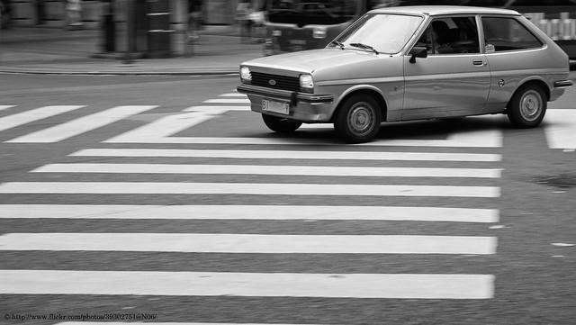1981 Ford Fiesta Ghia MKI