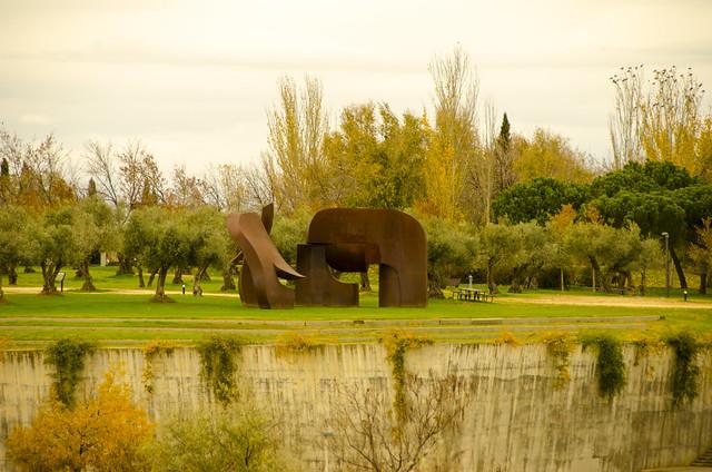 Parque Juan Carlos I - IX
