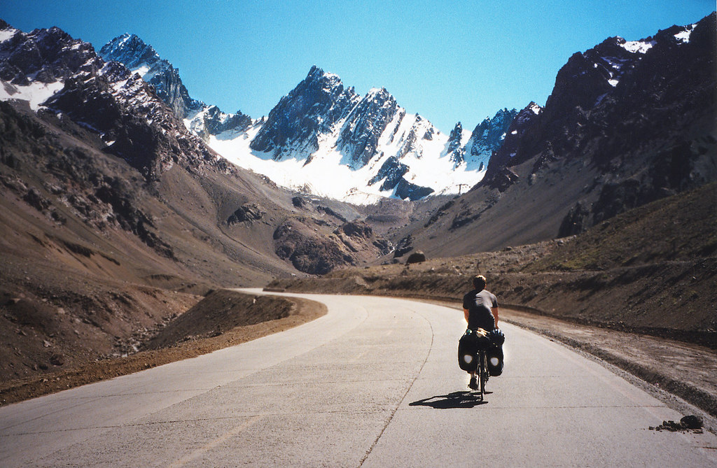 The Endless Climb, Chilean Andes