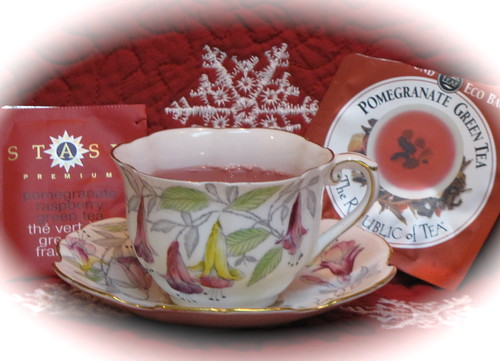 Royal Stafford Fuschia Tea