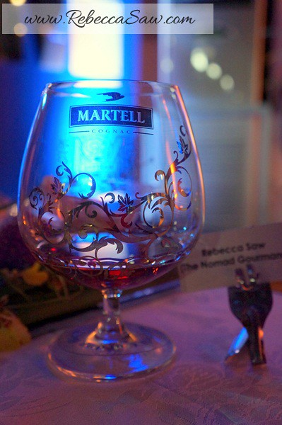 Martell Pure Gourmet Dinner - Chef Emmaneul Stroobant-028