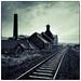 Balblair Distillery, Scotland by JC Richardson