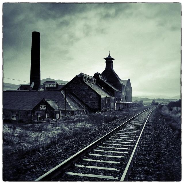 Balblair Distillery, Scotland