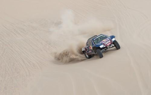 Qatar Red Bull Rally Team Sainz y Al-Atiyah