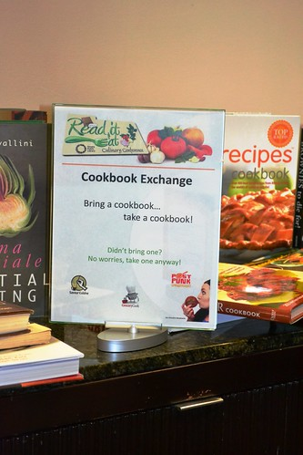 Read it & Eat Culinary Conference