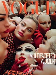 vogue italy multifaceted women