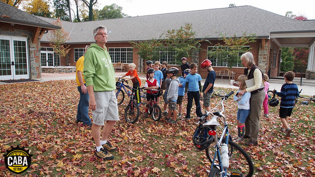 CABA: Cub Scout Bicycle Safety Clinic