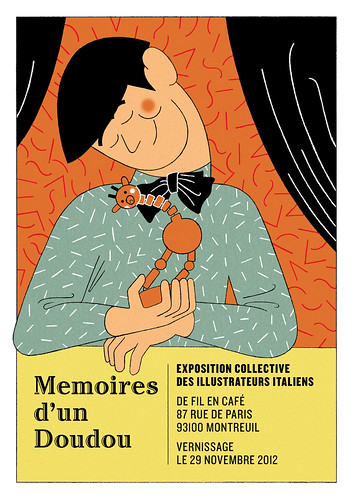Memoires d'un Doudou by la casa a pois