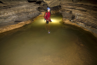 Daphne Soares 1, Anderson Spring Cave, Putnam Co, TN