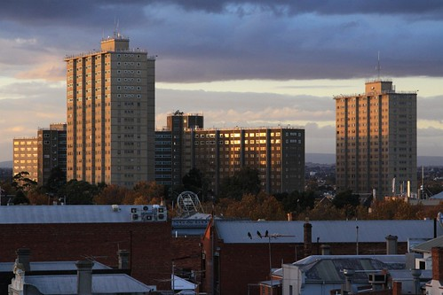 Housing Commission of Victoria apartment towers