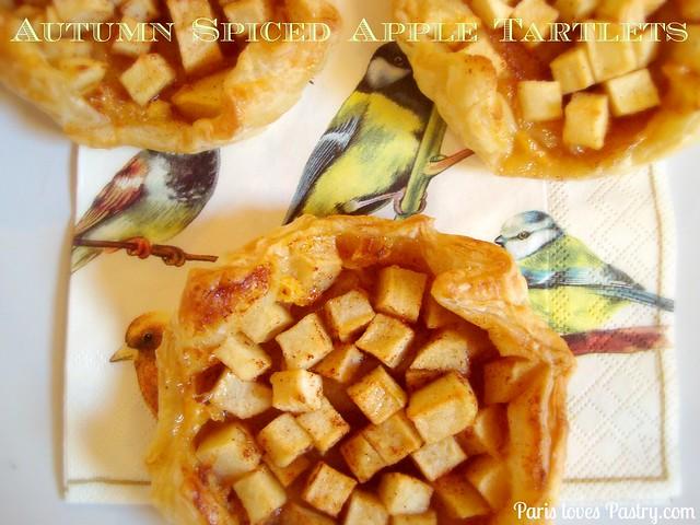 秋季五香苹果馅饼