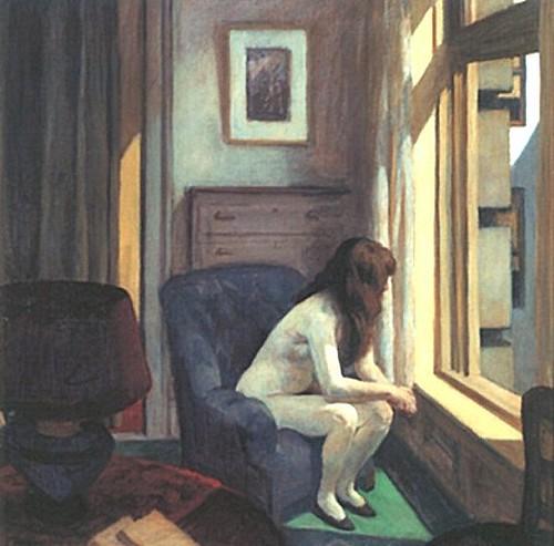 Edward Hopper - Eleven A.M.