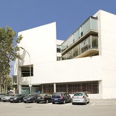 """Casal de Gent Gran i Centre Cívic del """"Parc-SANDARU"""" a Barcelona"""