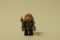 LEGO The Hobbit Escape From Mirkwood Spiders (79001) - Fili the Dwarf