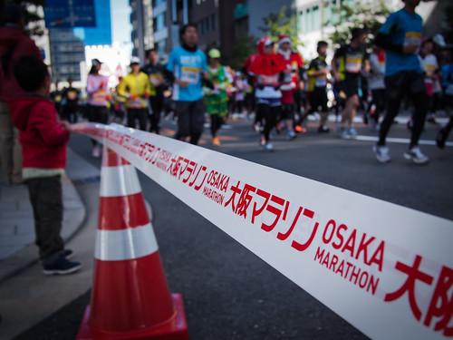 Osaka marathon 2012 by hyossie