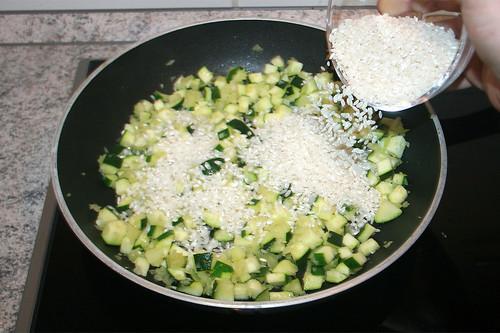 17 - Reis hinzufügen / Add rice